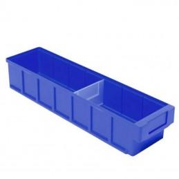 Bac tiroir 6 litres en 600 mm pour rayonnage