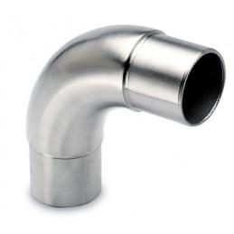 Raccord courbe 90 degrés pour tube diamètre 50.8 mm