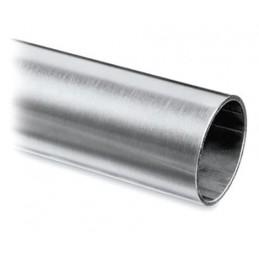 Profil creux inox 2500 mm épaisseur 1.27 mm