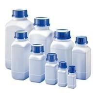 Petites bouteilles et pots
