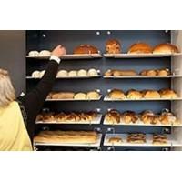 Plats de présentation pains et pâtisseries