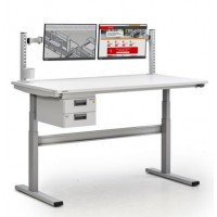 Table électrique d'atelier