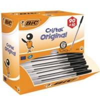 Crayons et stylos de bureau
