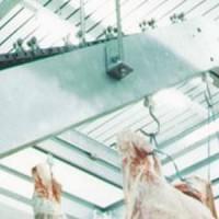 Barres à viande en aluminium