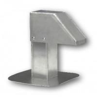 Passages de toiture en aluminium