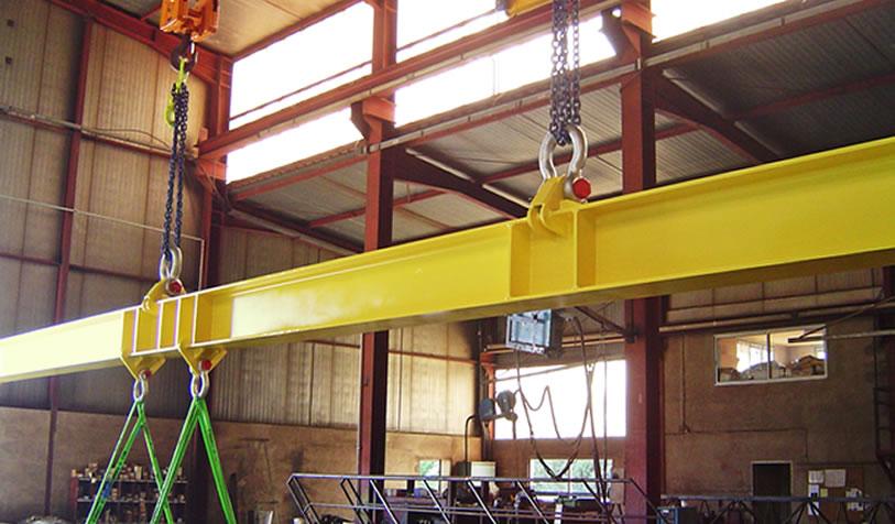 Palonnier de levage fixe longueur 1 mètre